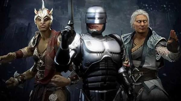 Mortal Kombat 11 Ultimate for ps4