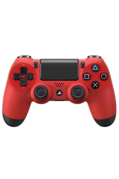 PS4 Controller Magma Red