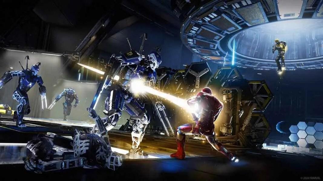 marvels-avengers game