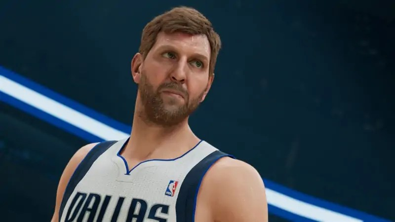 NBA 2K22 Screenshot 2