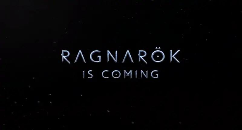 God of War Ragnarok is coming Banner