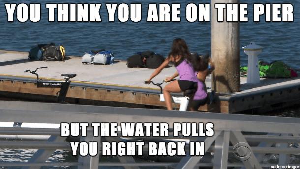 waterbikes