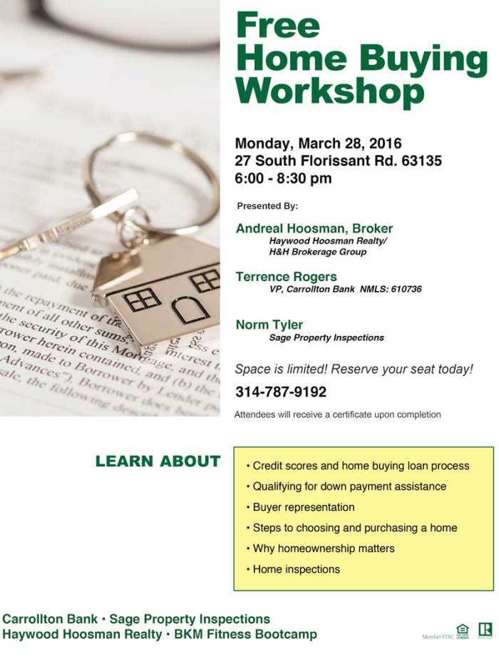 Homebuyers-Workshop