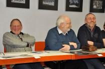 Die Jury: Rudi Hetzmannseder, Reinhard Petter und Willy Reinmiedl (v.l.) - Foto: Karin Kirst-Scholz