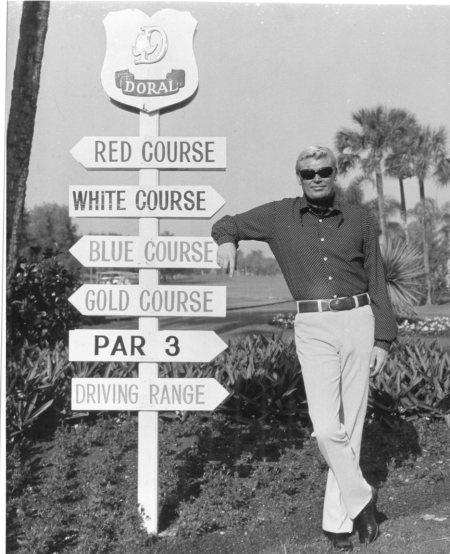 RvH Doral sign 1962