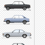 Bmw Vector Old Bmw E23 Vector Hd Png Download Vhv