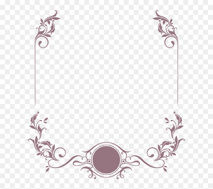 pattern border png clipart wedding