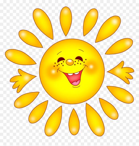 Sol Infantil Png - Smiley Sonne, Transparent Png - vhv