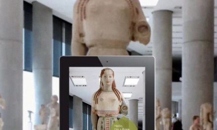Making museums a mobile, personalised and interactive experience