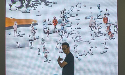 Artist Ian Cheng's virtual ecosystems installation debuts at Carnegie Museum of Art
