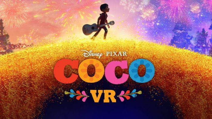Pixar Makes Its Virtual Reality Debut With 'Coco VR'