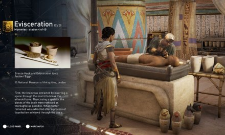 'Assassin's Creed Origins' has a mode that turns ancient Egypt into your virtual museum
