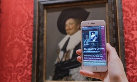 Smartify: A new application of Augmented Reality in art museums.