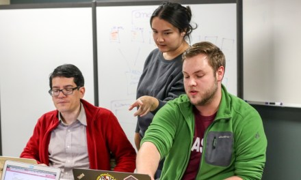 'LEADR' lab gives history a digital lens