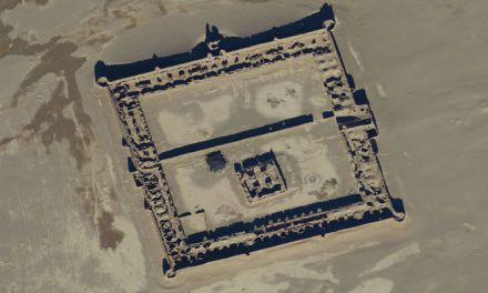 Spy satellites are revealing Afghanistan's lost empires
