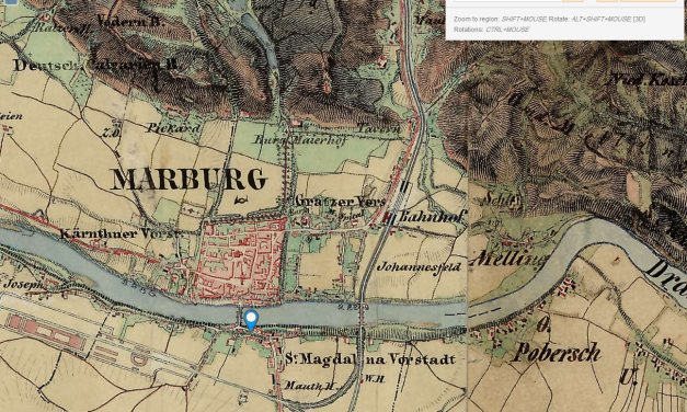 Mapire Historical Maps