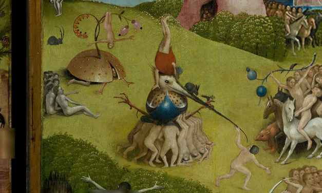 The Garden of Earthly Delights by Jheronimus Bosch
