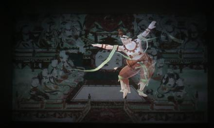 Dunhuang dancers come alive in Shanghai exhibition