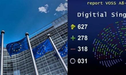 European Parliament votes against EU copyright proposal that would threaten the open web