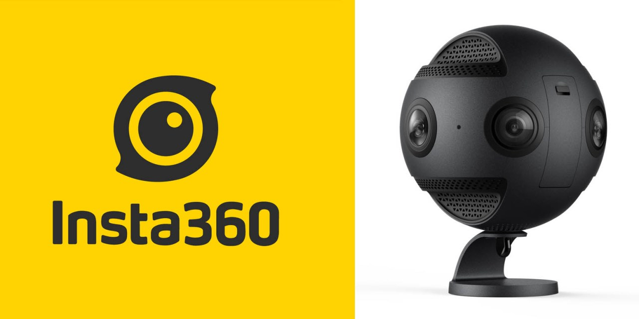 360° 8K Video Production with Insta360