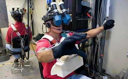 Robotics & Simulation Facilities at NASA's Johnson Space Center