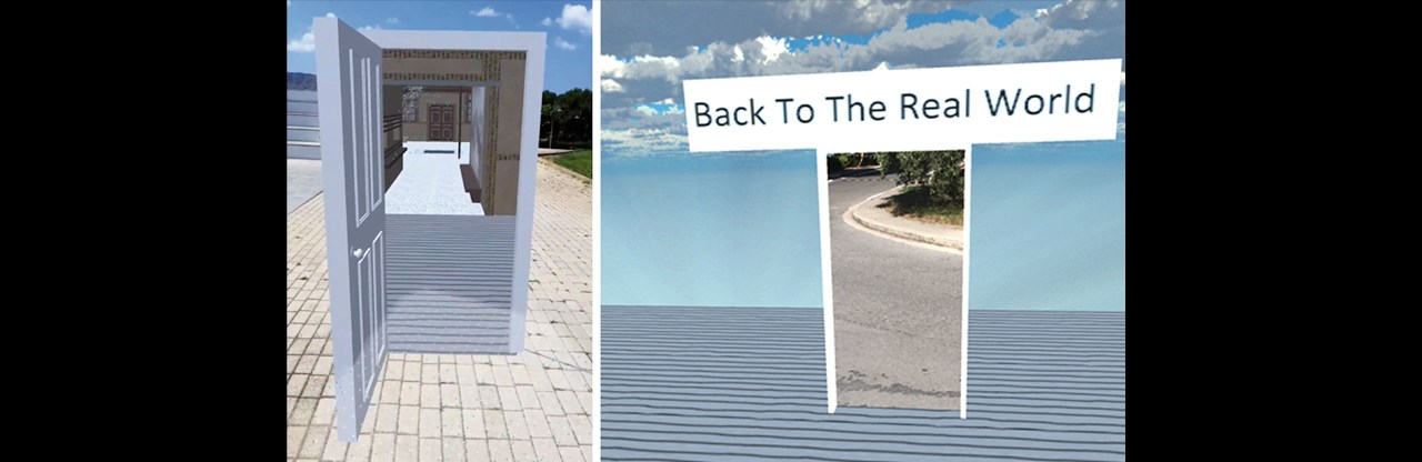 Case Study For Augmented Reality (AR) Application Of Portals For The Preservation Of Cultural Heritage