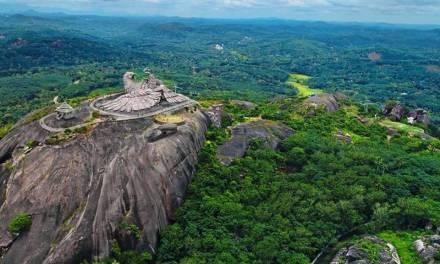 Jatayu sculpture: A myth comes alive