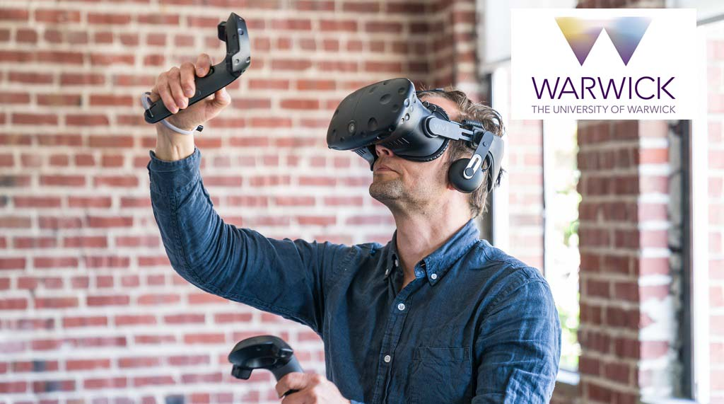 University Of Warwick Study Finds VR Is More Engaging Than Traditional Learning Methods