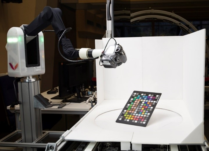 Fraunhofer IGD recruiting full time 3D color imaging research fellow with option for PhD !