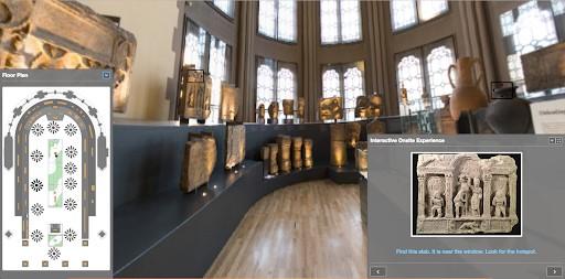 EMOTIVE HUNTERIAN MUSEUM DIGITAL STORYTELLING ABOUT THE ANTONINE WALL*