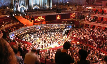 The BBC Proms brings orchestral music into virtual reality