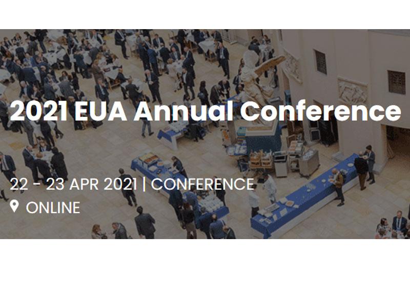 2021 EUA Annual Conference | 22 – 23 APR 2021 | ONLINE