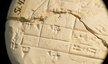 ANCIENT PROTO-MATH FOUND IN BABYLONIAN TABLET