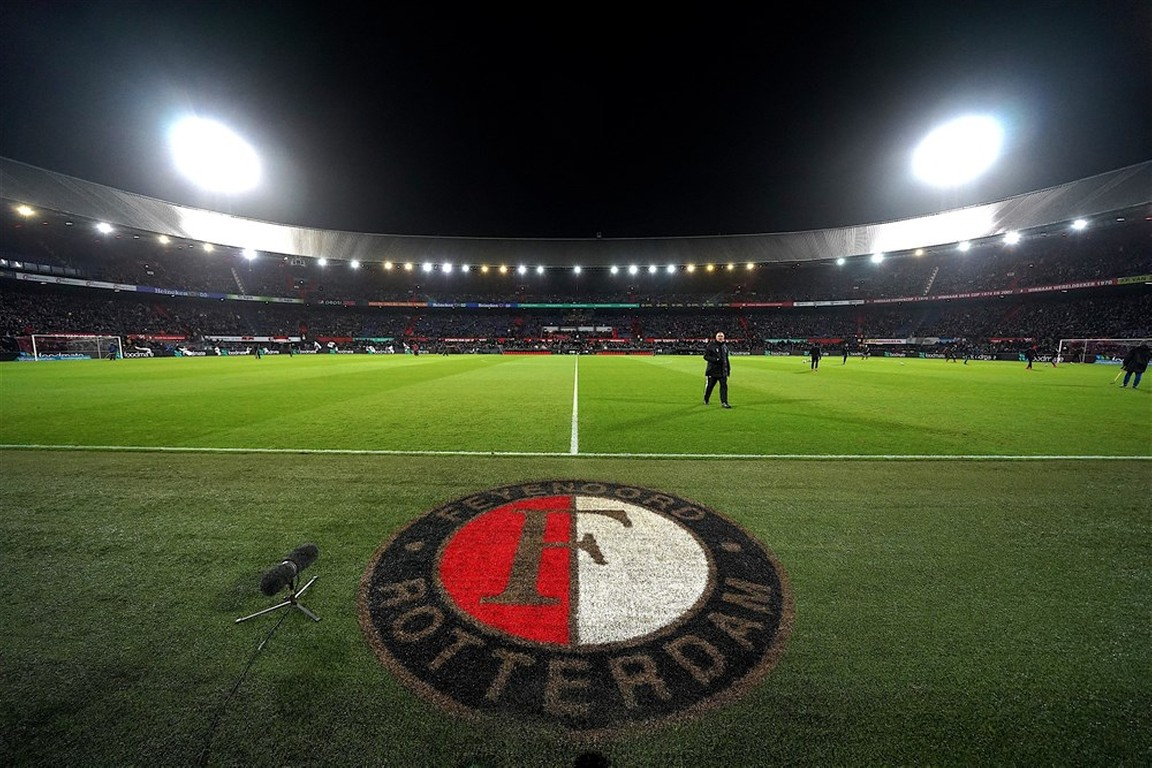 February 24, 2020, 15 mins. Feyenoord meldt coronabesmetting binnen selectie - Voetbal