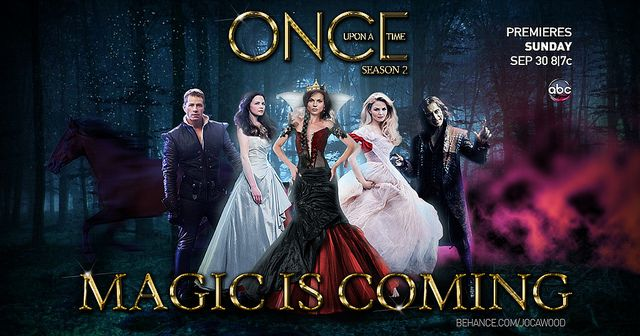 """Once upon a time"" (ABC, 1ª Temporada, 2011)"