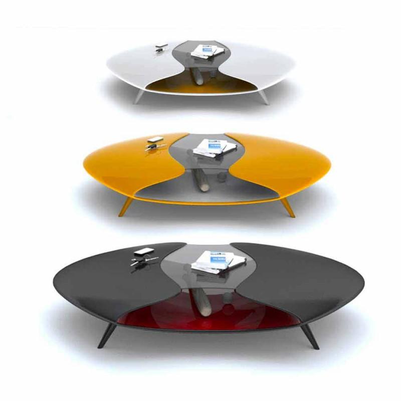 table basse de haut design et pratique fabriquee en italie alien