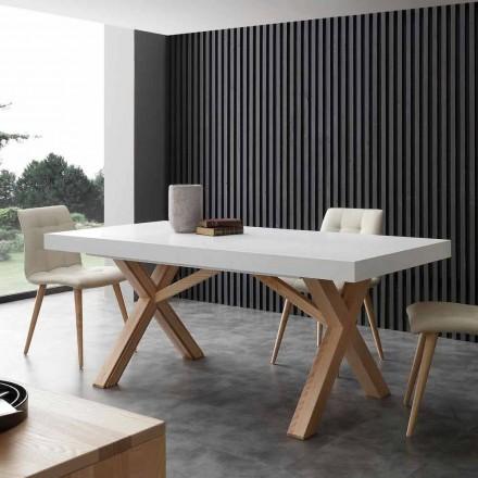 tables a manger en bois ou verre de