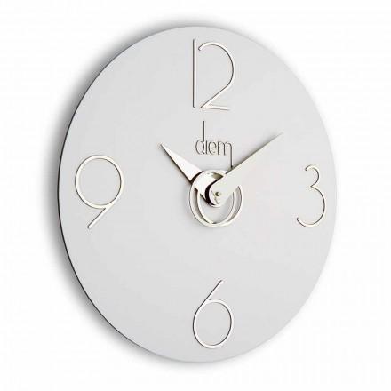 Scopri gli orologi da parete e cucù dal design moderno e raffinato di smart. Orologio Da Muro Moderno Modello X3 Design Italiano