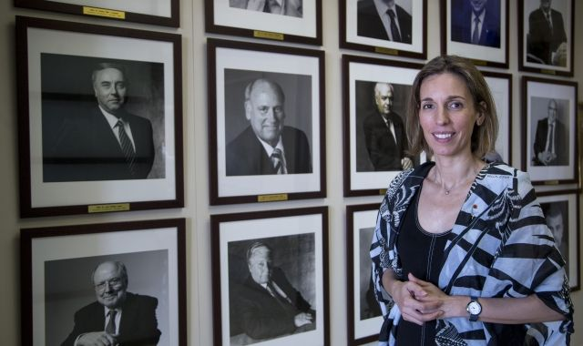 Àngels Chacón és consellera d'Empresa i Coneixement. | Àngel Bravo