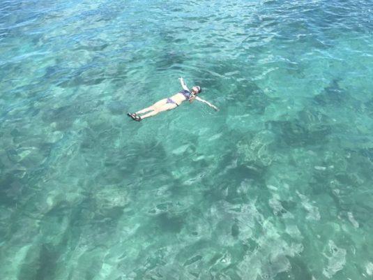 パラオ 海
