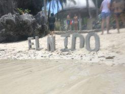 フィリピン パラワン島 エルニド