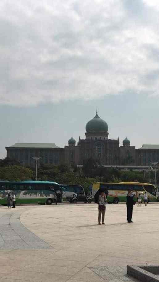 マレーシア クアラルンプール 首相官邸