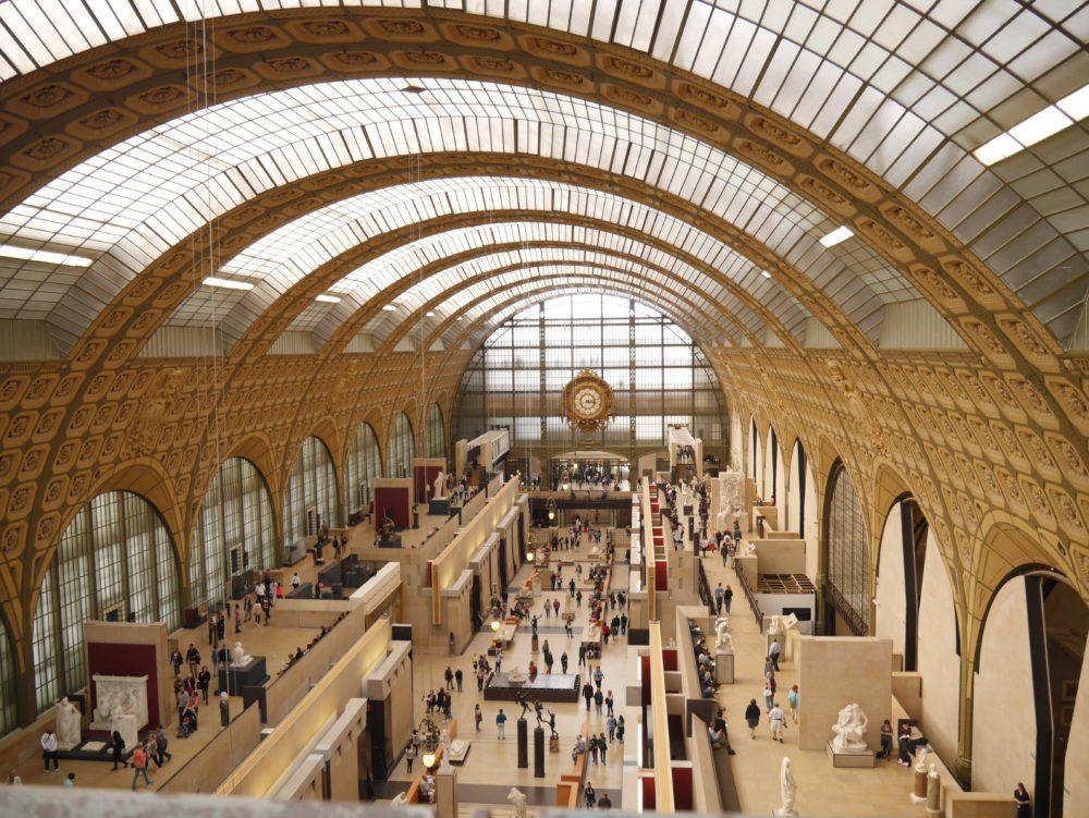 パリ 観光 オルセー美術館