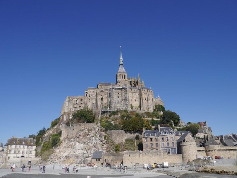 フランス 世界遺産 モンサンミッシェル