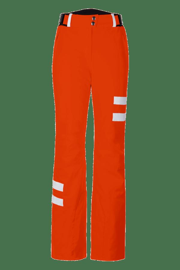 Pantaloni da sci Arancio Donna