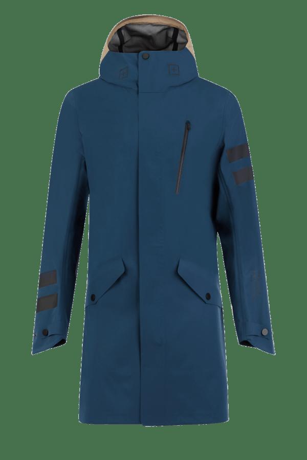 Mantella antipioggia 3L Blu