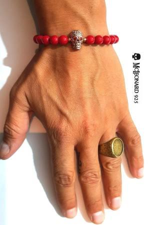 Bracciale Pietra Red Agata