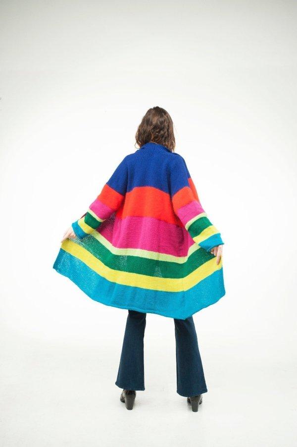 Cardigan Rainbow