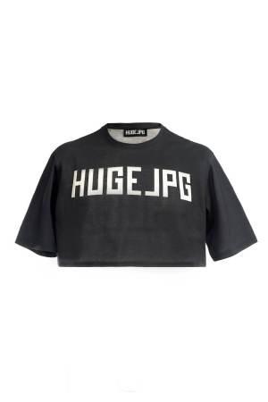 Bio T-shirt Cropped