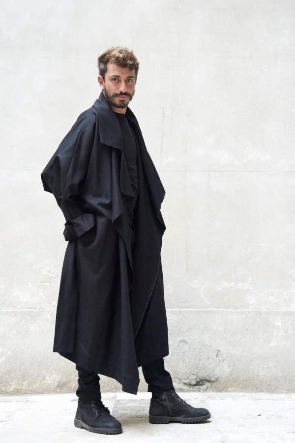 Cappotto Andrea Black